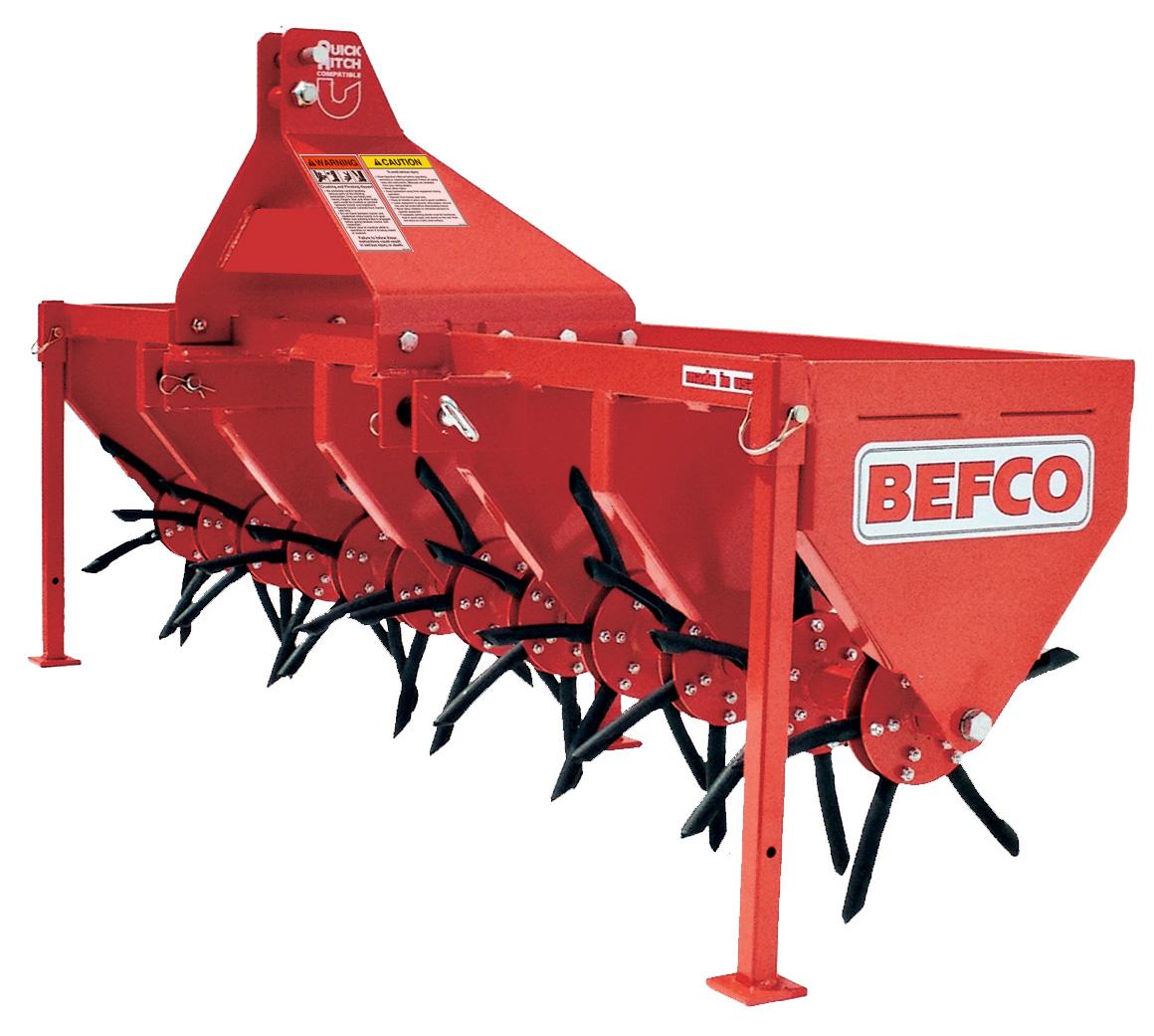 BCA SD core aerators