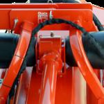 Destroyer D90 flail shredder