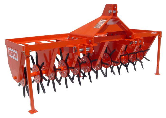 BCA HD core aerators