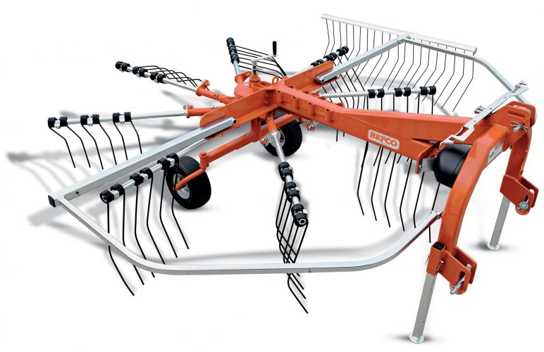 DR0-308 rotary rakes